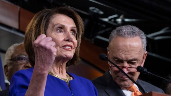 Pelosi: Trump is crying out for impeachment but House Democrats are not on that path for now