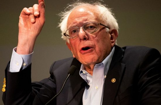 Sanders voices support for voting to hold Barr in contempt