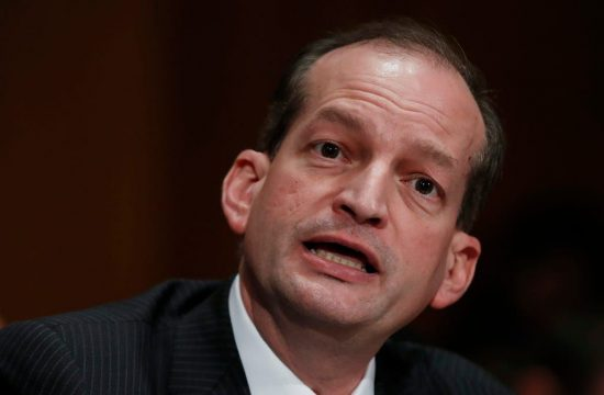 Trump's Labor Secretary Alexander Acosta resigns
