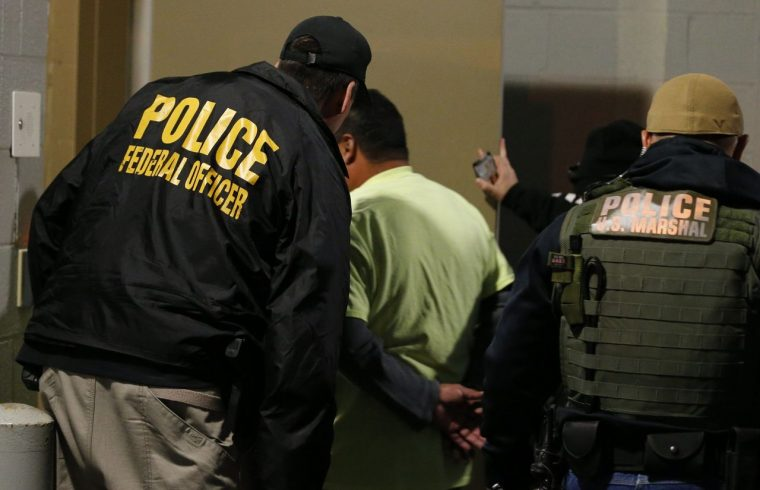 ICE immigration raids to hit 10 cities Sunday, NYT reports, after Trump promised deportations