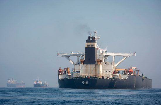 U.S. issues warrant to seize Iran oil tanker Grace 1 after Gibraltar judge orders its release