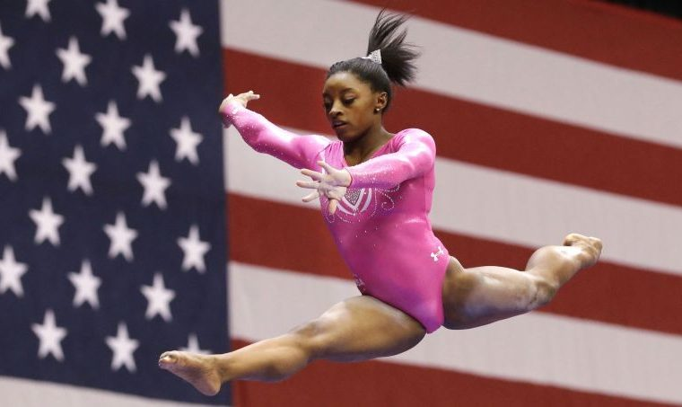 Simone Biles Makes History Winning 4th All-Around World Title
