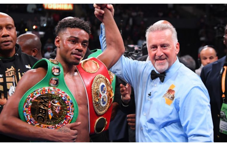 Boxing Champion Errol Spence In Intensive Care After Ferrari Crash In Dallas, Car Flipped 5 Times
